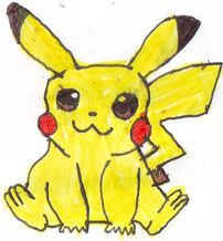 Pikachu (Character What)0001