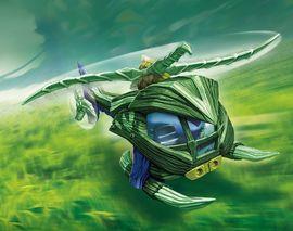 Stealth Stinger no pilot
