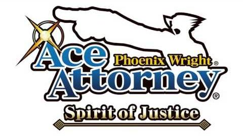 Apollo Justice ~ A New Chapter of Trials! 2016 - Phoenix Wright- Ace Attorney- Spirit of Justice Mus