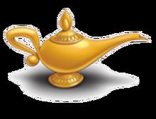 Genie's Lamp