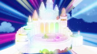 Hope Kingdom Becomes the Princess palace