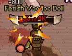 Fetish Voodoo Doll