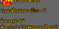 Flame Strike