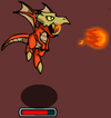 Red Whelp Fireball