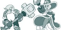 Gemstone Dwarf