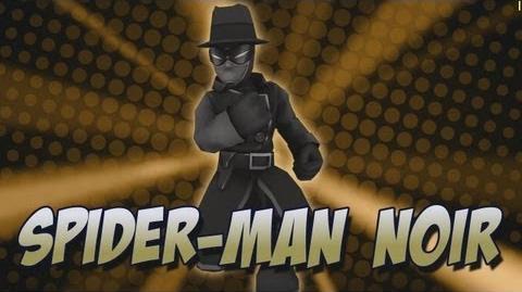 Super Hero Squad Online -- Spider-Man Noir Vignette