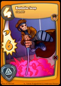 Gambit - Explosive Leap