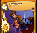 Exposive Leap