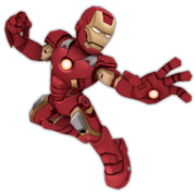 Avengers Iron Man FB