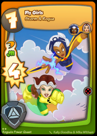 Storm Rogue - Fly Girls