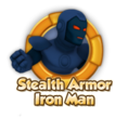 Stealth iron man