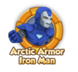 Arctic Armor Iron Man