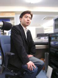 Hideki naganuma