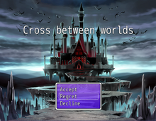 Cross between worlds demo 1 by theshaddowedsnow-d79wwky