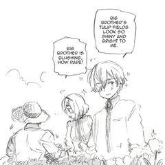 how he gardens