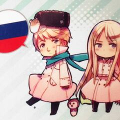 Russia and Belarus