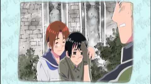 Hetalia Axis Powers Official Clip -- Axis Powers Training Camp