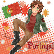 Portugal CD Cover by fir3h34rt