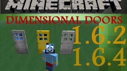Dimensional Doors