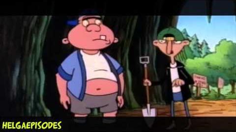 Hey Arnold (S01E25) 'Wheezin' Ed' FULL EPISODE