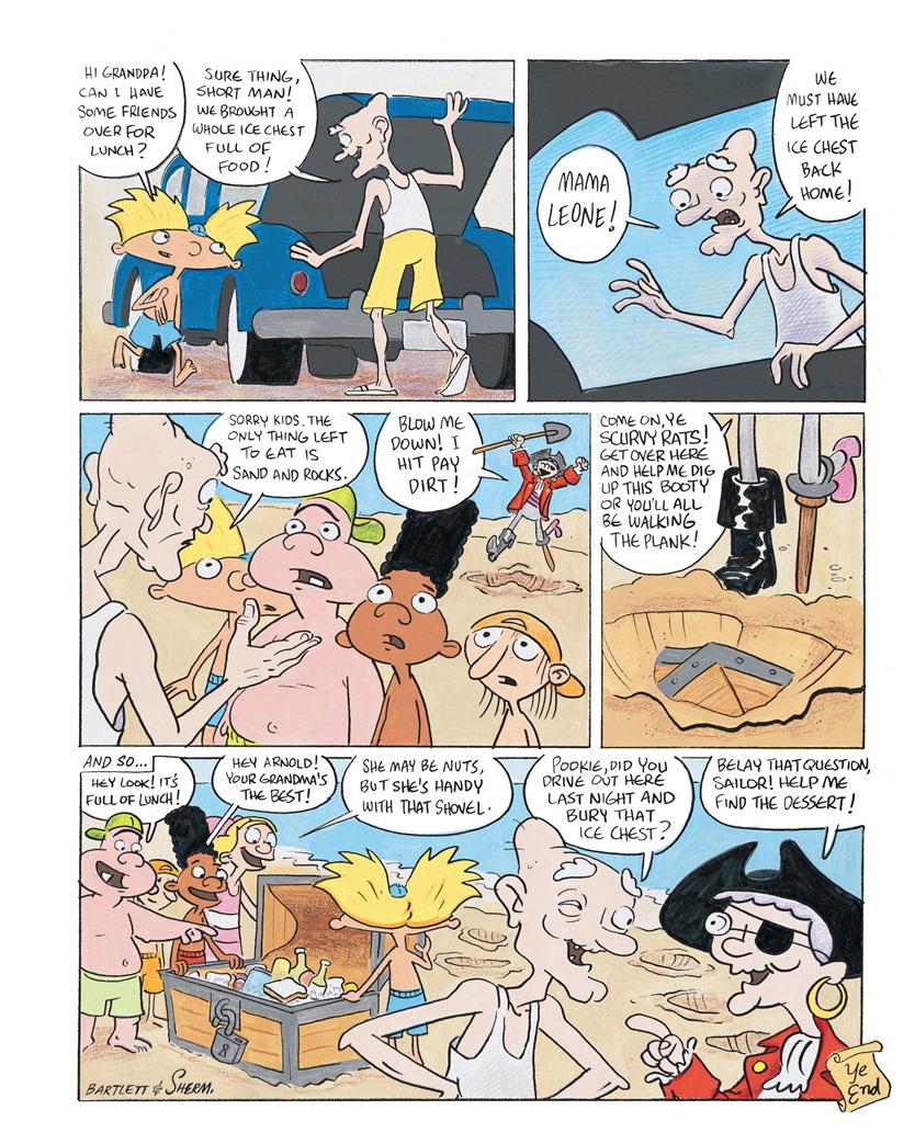 Nick comics 11. Page 2