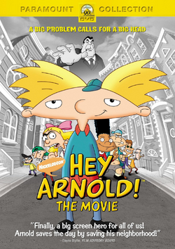 HeyArnold! The Movie