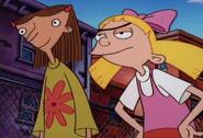 Sheena and Helga