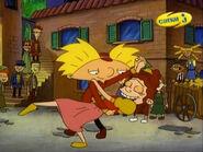 Helga as Carmen