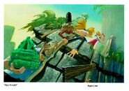 Roger Luan, The Jungle Movie, 2