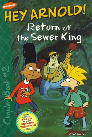 File:Chapter book 2. Return of the Sewer King.jpg