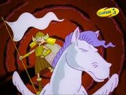 Helga as Valkyrie