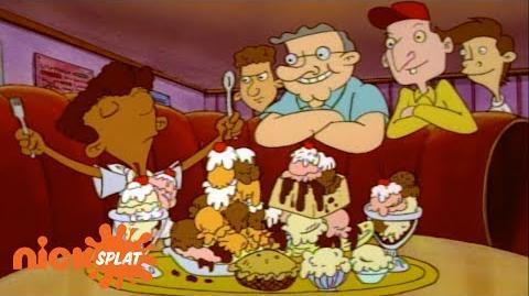 "Seymour ""The Disposal"" Hey Arnold! NickSplat"