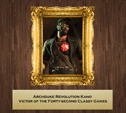 Winrar of Sixth Game - 42nd Classy Games - Archduke Portrait Edition