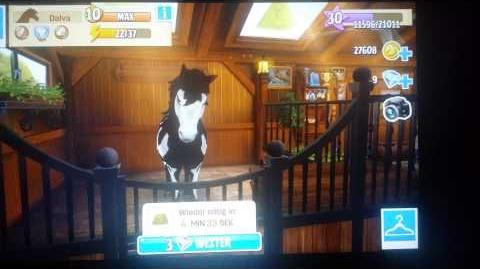 Horse Heaven World Adventures - Anleitung Energie