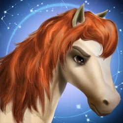 Horse -constellation sagittarius- Tier1