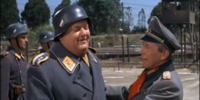 The Rise and Fall of Sergeant Schultz
