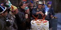 Happy Birthday, Dear Hogan