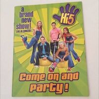Hi-5 Come On And Party Concert