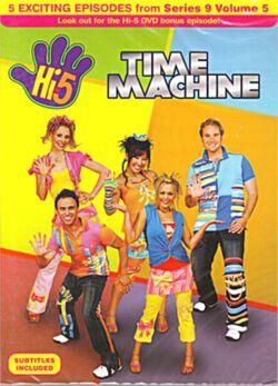 Hi-5 Time Machine Episodes