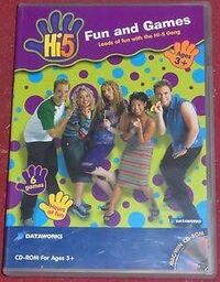 Fun And Games 2001