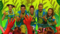 Infobox Dance With The Dinosaurs