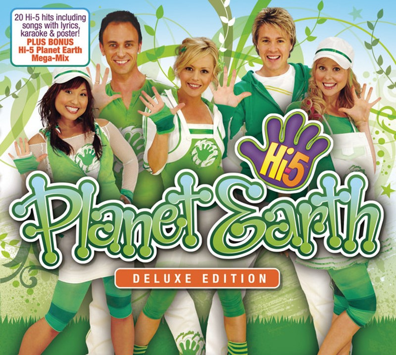 CD Planet Earth