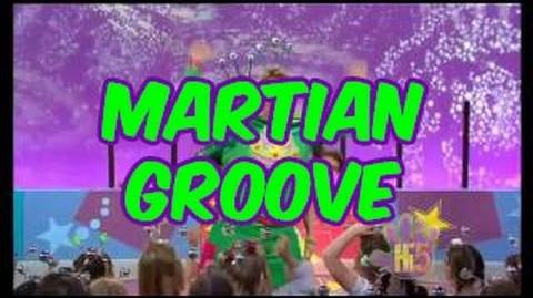 Martian Groove - Hi-5 - Season 12 Song of the Week
