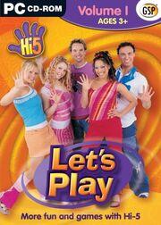 Hi-5 Let's Play game