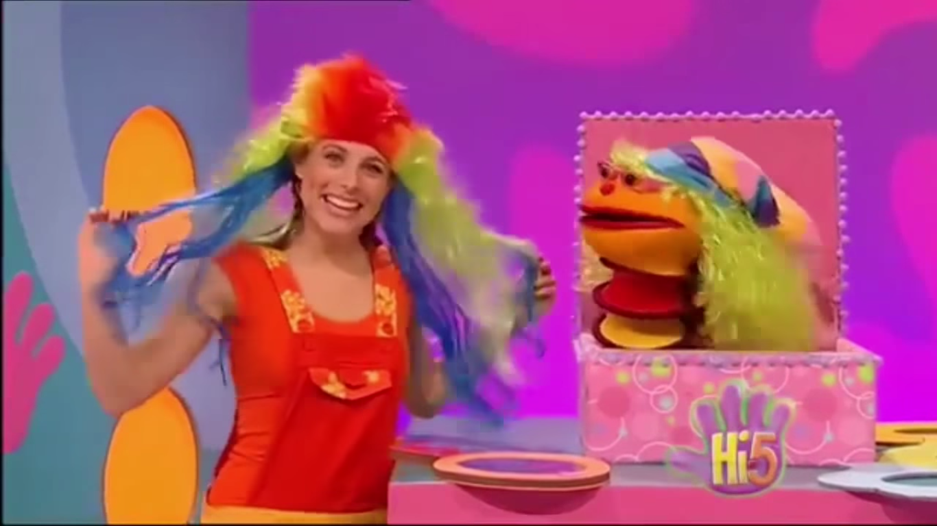 Hi-5 Series 11, Episode 11 (Teddy Bear)