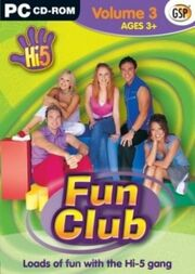 Hi-5 Fun Club game