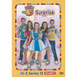 Hi-5 Turn The Music Up Episodes