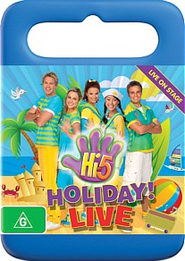 Holiday Live dvd