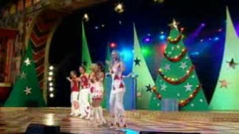 Hi-5 Xmas Concert 2002 - Santa wear your shorts