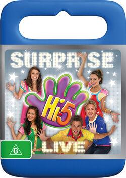 Surprise live